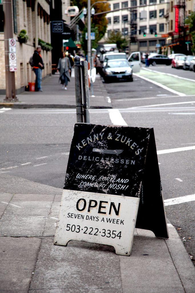 kenny and zuke's portland deli