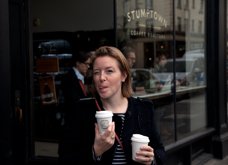 stumptown coffee roasters portland ace hotel