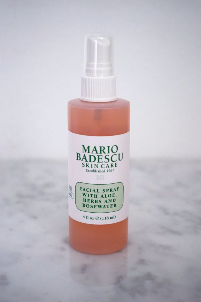 mario badescu facial spray with aloe, herbs and rosewater