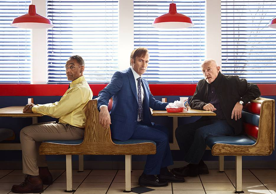 Bett Call Saul, Gus Fring, Breaking Bad