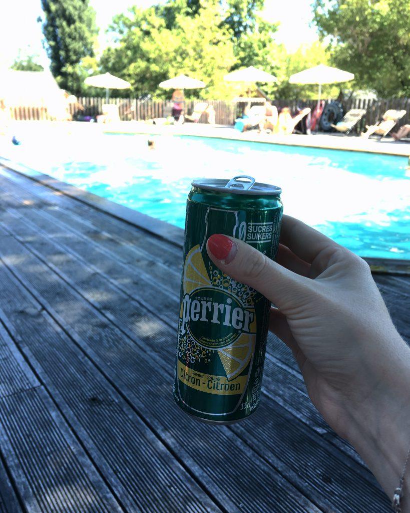 perrier, pool