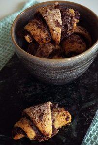schokoladen rugelach rezept