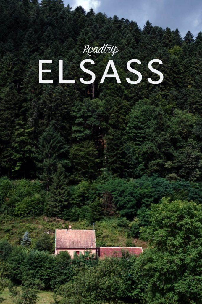 Roadtrip durch das Elsass, wandern im Val D'Argent