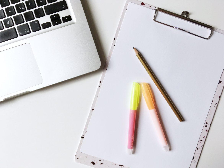 Stifte, was hilft gegen eine schreibblockade
