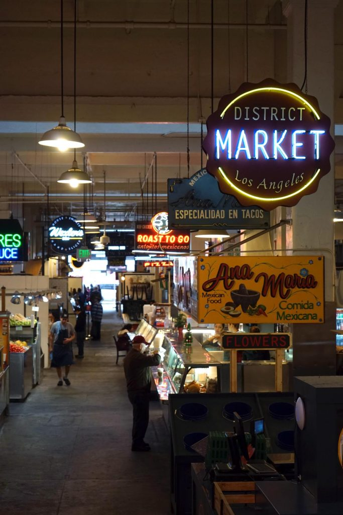 Grand Central Market Los Angeles, Downtown Los Angeles, Eater LA, LA Foodie