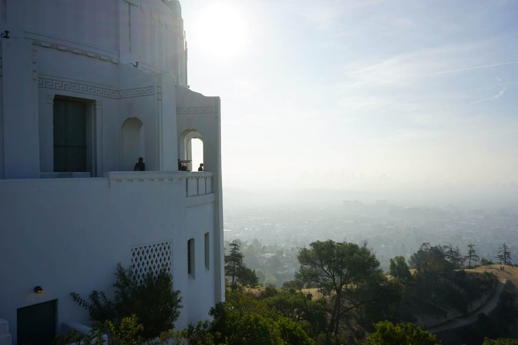 griffith observatory Los angeles, reisetipps LA