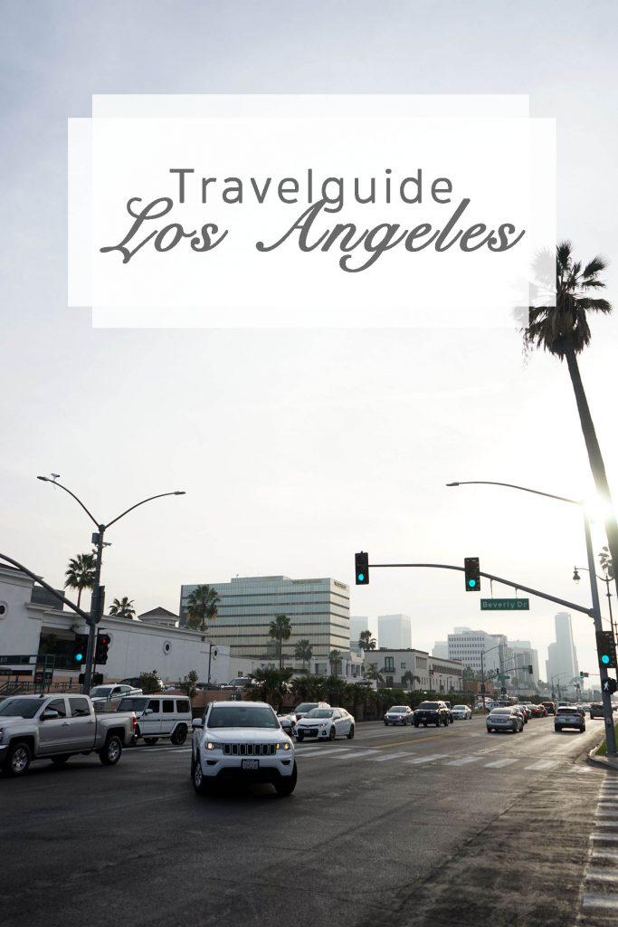 travelguide los angeles, reisetipps